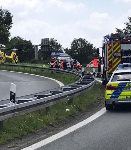 Motorrijder (28) uit Enschede overlijdt na val op kruispunt tussen Gronau en Ochtrup