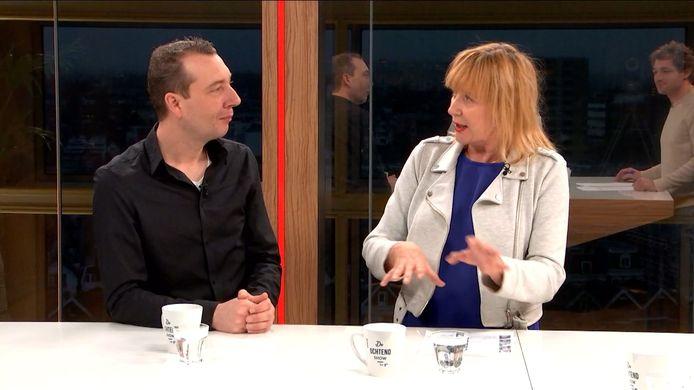 Gudo Tienhoven en Inge Ipenburg.