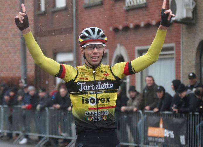 Begin vorig jaar won Gianni Marchand de oefenkoers in Emelgem. Of die wedstrijd zal kunnen doorgaan is niet zeker.