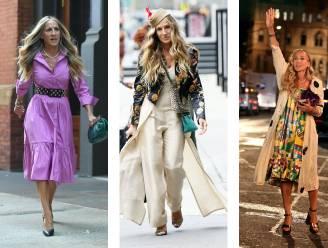 Nostalgie, revenge dressing en duurzaamheid: Carries outfits uit de 'Sex and the City'-reboot zeggen heel wat over de tijdgeest van nu