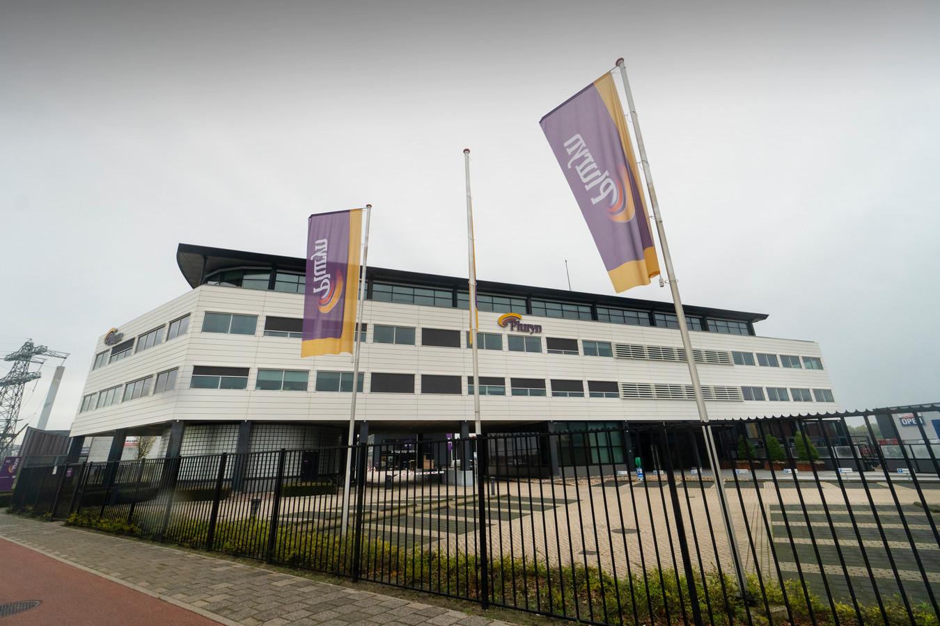 Het kantoor van Pluryn in Nijmegen.