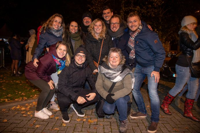 Halloweentocht en Foodtruck Festival in Massemen.
