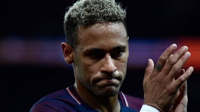 Een nieuwe discussie met Cavani zal er morgen alvast niet zijn: Neymar ontbreekt in selectie PSG