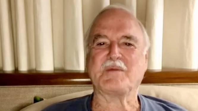 80-jarige John Cleese begint uit verveling met Instagram