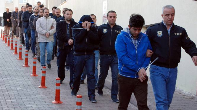 Drie jaar na mislukte staatsgreep: Turkije pakt nog eens 260 mensen op wegens vermeende banden met Gülen
