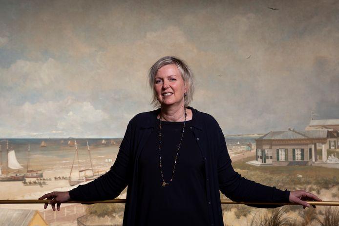 Minke Schat, directeur van Museum Panorama Mesdag.