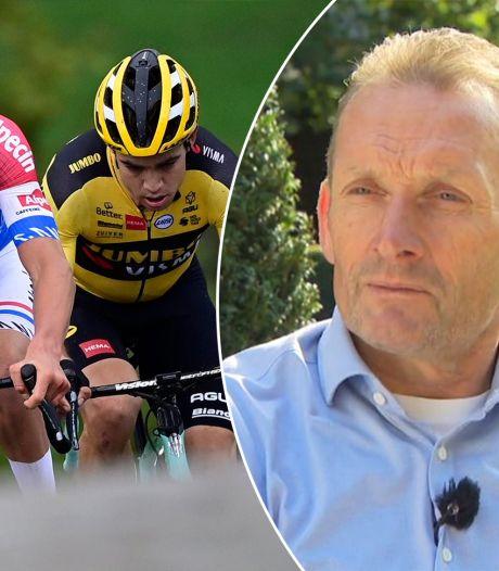 Adrie van der Poel: 'Ik hoef toch geen supporter van Van Aert te zijn?'