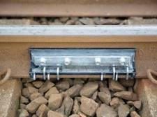 Raildempers op Brabantroute tegen geluidoverlast treinen: deze week is Tilburg aan de beurt