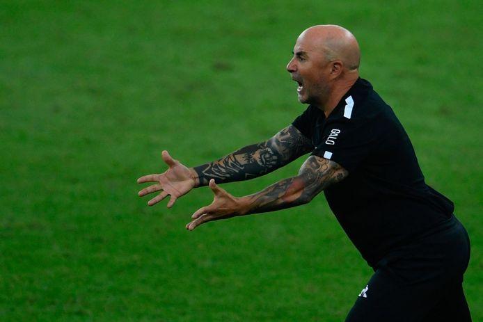 La rumeur qui envoie Jorge Sampaoli à Marseille prend de l'ampleur.