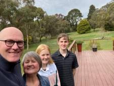 Sander en Marga uit Neede emigreerden Down Under: 'We leven al 15 jaar onze droom in Australië'