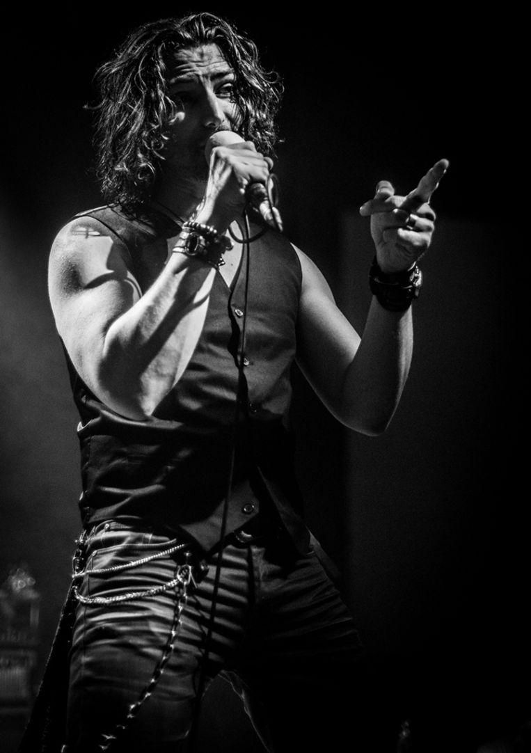 Slash N'Roses (Slash en Guns N'Roses tribute). Beeld Daniel Cohen