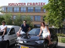 Vanuit je auto genieten van muziek, theater en dans bij Voorruit Rally: 'Je hoeft niet hard te kunnen rijden'
