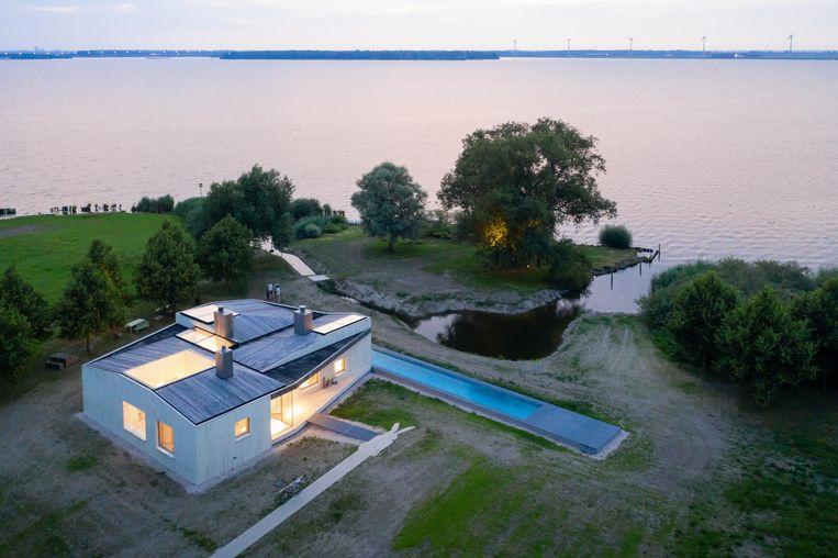 Huis op 't Raboes, Eemnes Architect: De Kort Van Schaik Opdrachtgever: Schipper Bosch Projecten Beeld Iwan Baan