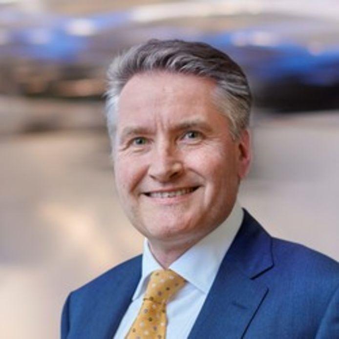 Tom Meylink, VVD-raadslid Eindhoven.