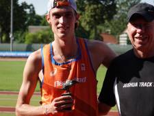 'Bokaal' voor olympiër Mike Foppen na laatste training in Nijmegen