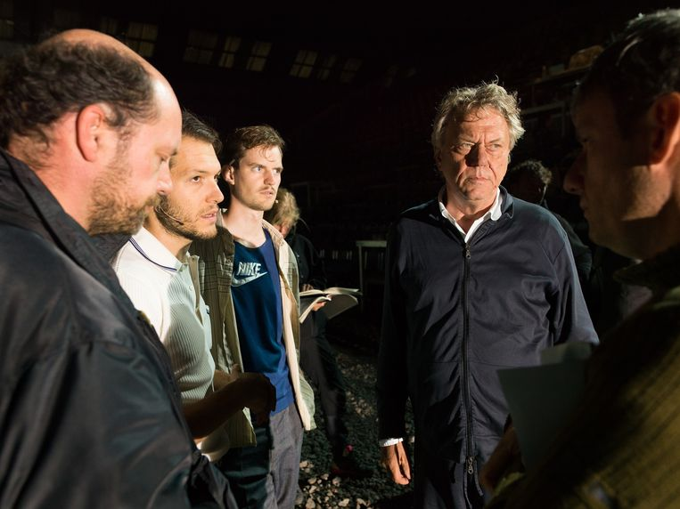 Regisseur Johan Simons. Beeld Ivo van der Bent