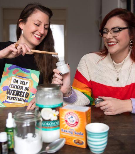 Zelf tandpasta maken: 'Een beetje zout, maar ook fris'