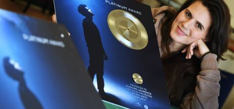 Platina award van Duncan komt uit Beusichem