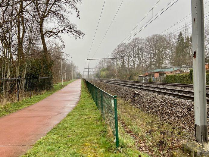De fietsostrade Antwerpen-Essen in Kapellen