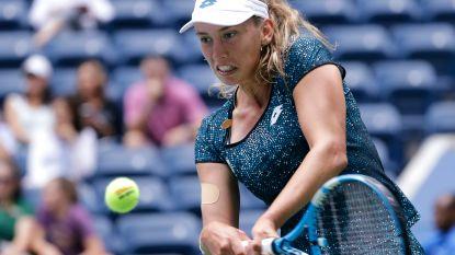 Elise Mertens krijgt na intense match Tsjechische ervaren rot op de knieën en geeft in vierde ronde US Open titelverdedigster partij