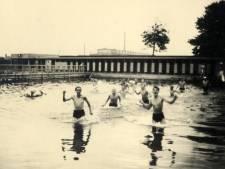 In natuurbad De Liesbosch zwommen vissen, bekende zwemmers en oude dames: tóch ging het bad kopje onder
