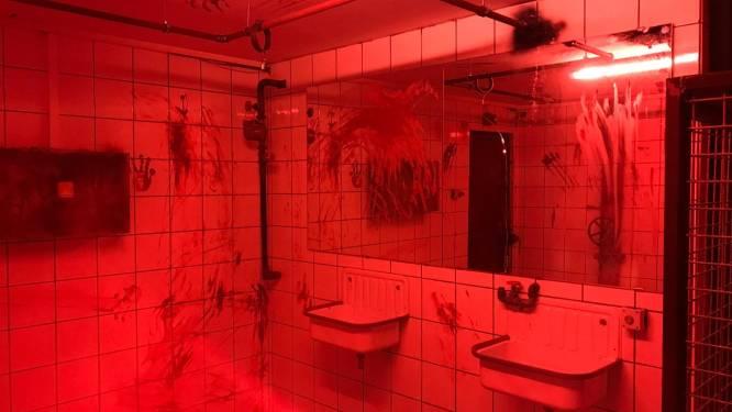 Griezelige escape room in Wezel