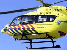 Ernstig ongeval in Borger: man zwaargewond naar ziekenhuis na aanrijding tegen boom