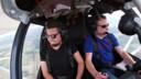 Een testvlucht boven Stadtlohn, met verslaggever Joost Dijkgraaf