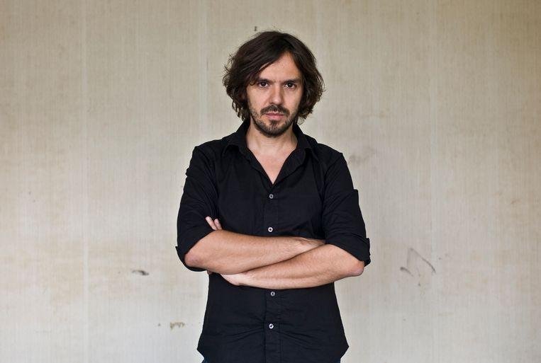 Regisseur Michalis Konstantatos. Beeld Cinéart Nederland
