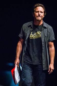 De Toppers inspireren Eddie Vedder