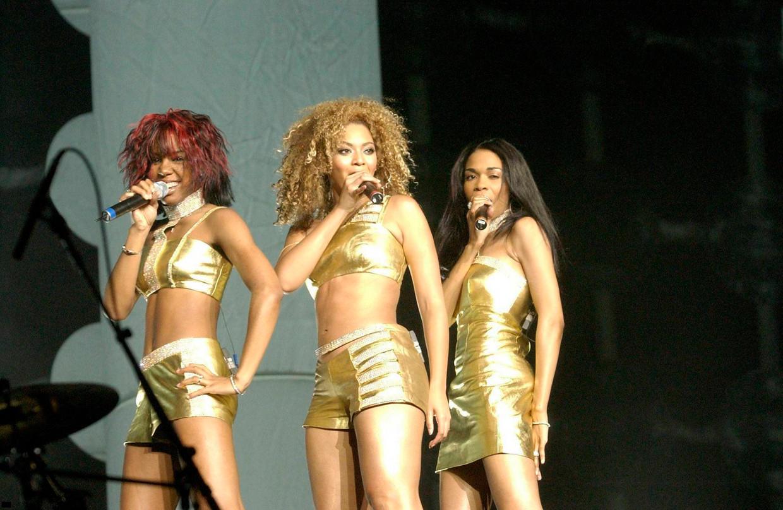Destiny's Child Beeld Getty Images