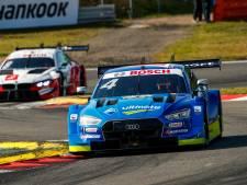 DTM-coureur Robin Frijns pakt de winst op Nürburgring
