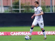 Matej Mitrovic prolonge jusqu'en 2024 au Club de Bruges