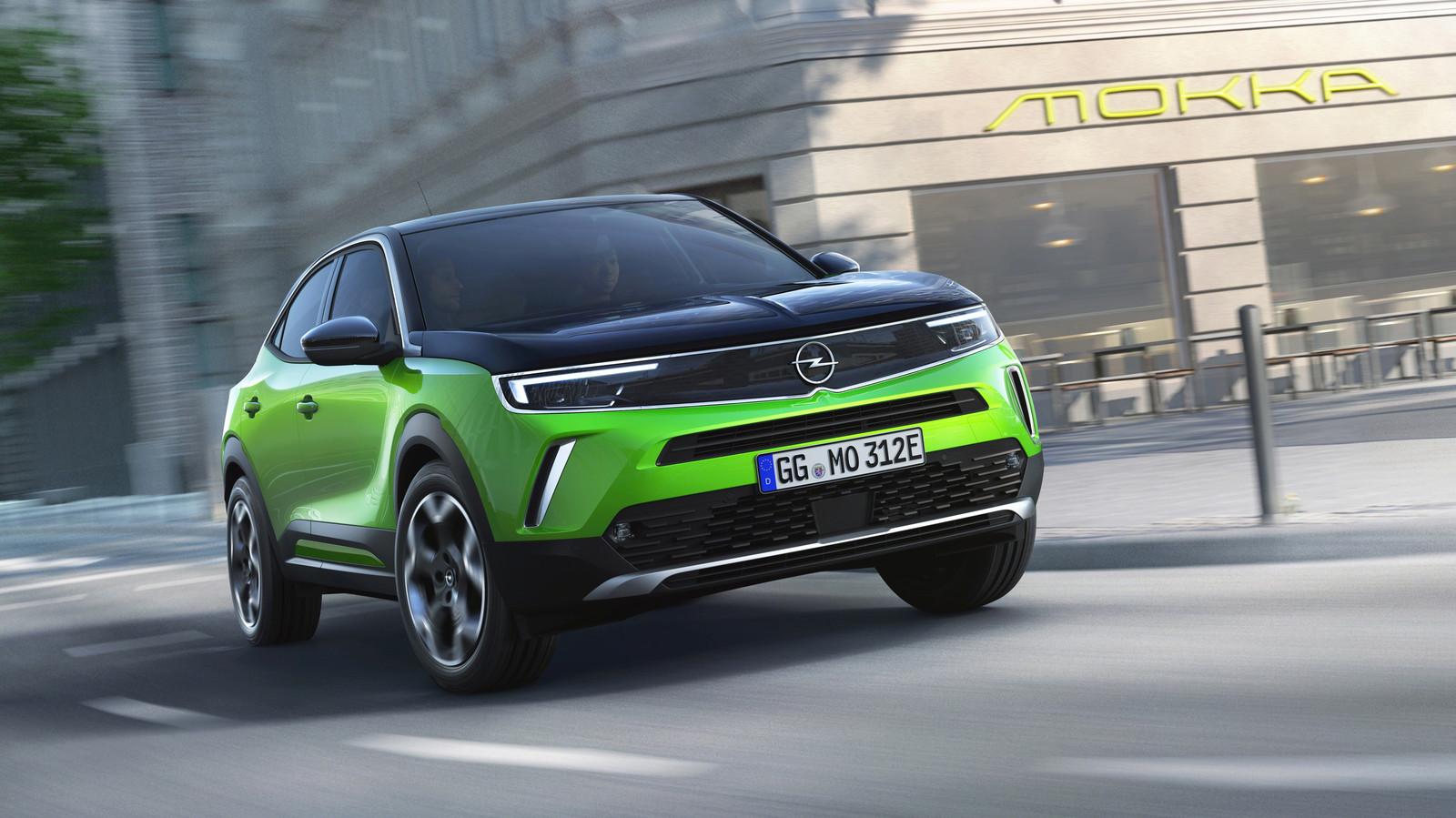 Opel Mokka-e.