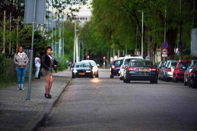 De tippelzone aan de Europalaan sluit definitief per 1 juli.