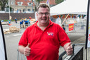Richard Veen zette zich ook jarenlang vrijwillig in voor vakantie-activiteitenweek Jeugdland in Alblasserdam.