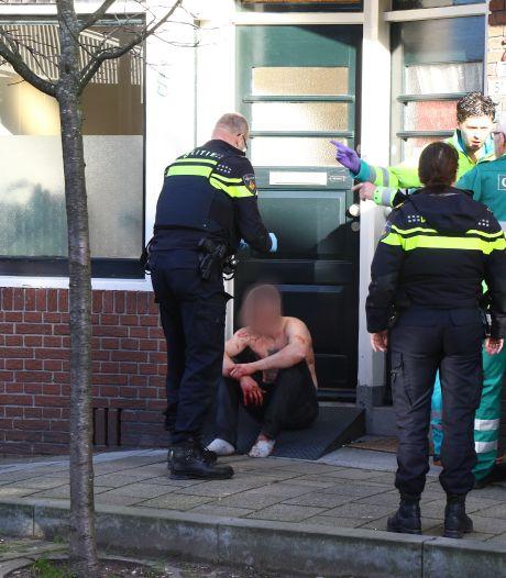 Twee gewonden bij steekpartij in Schiedam
