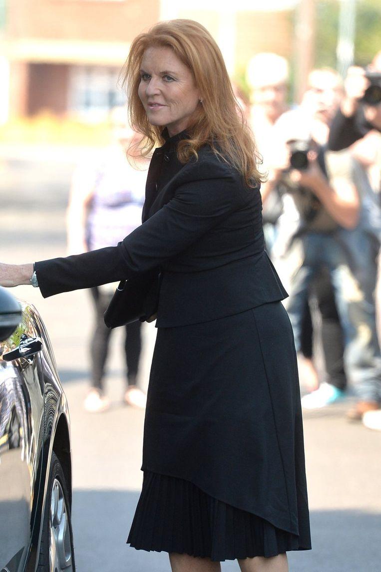 Sarah Ferguson. Beeld PHOTO_NEWS