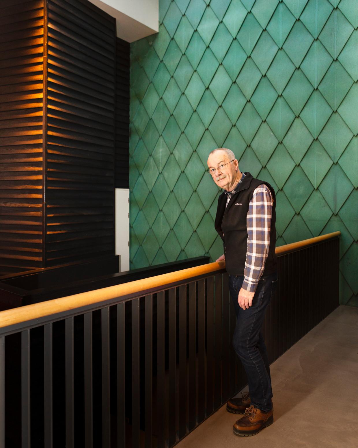 Frans Lommerse, Directeur Toneelschuur.
