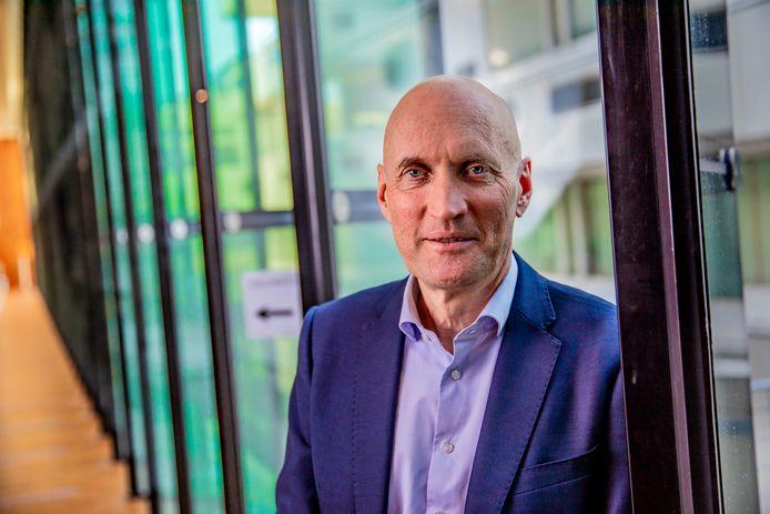 Ernst Kuipers, hét gezicht van de IC-bedden in Nederland.