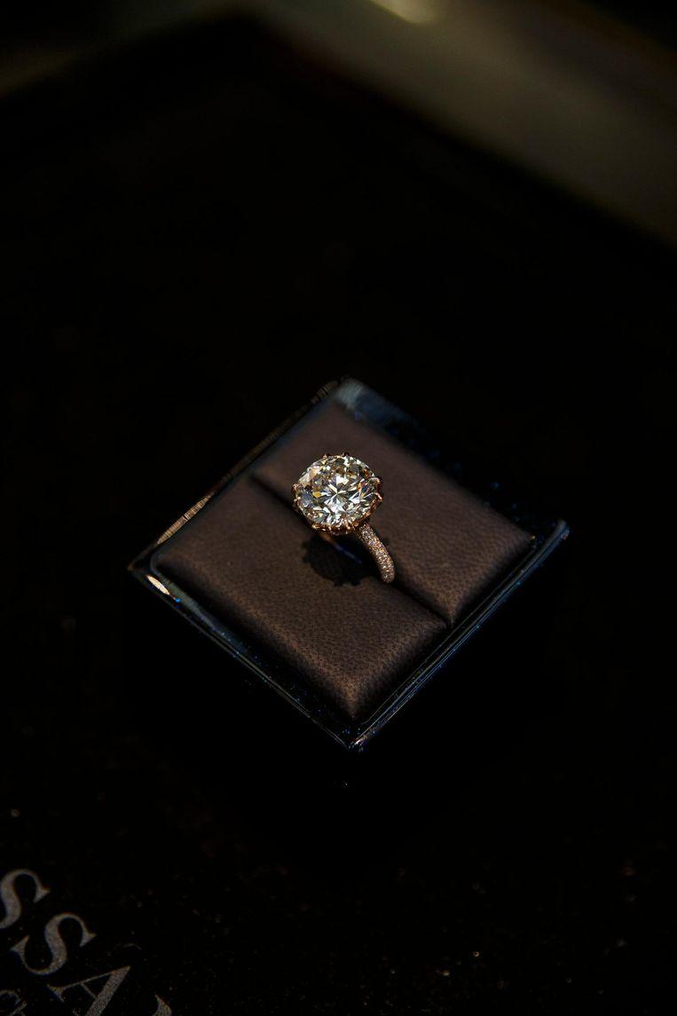 4. Gassan 121 - Ring van Gassan Diamonds Beeld Carly Wollaert