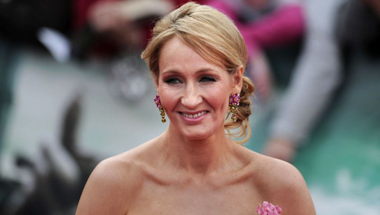 J. K. Rowling. © AFP Beeld