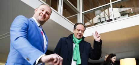 Politiek betreurt vertrek van Gudden: 'Dit had niet gehoeven'