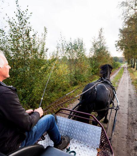 Droom resulteert in ruiternetwerk Hilvarenbeek