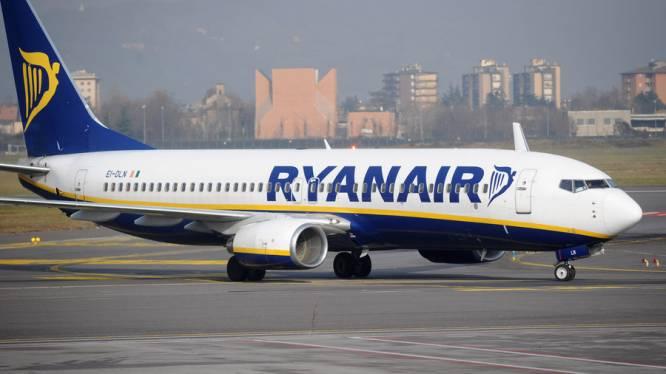 Ryanair moet noodlanding maken in Genua