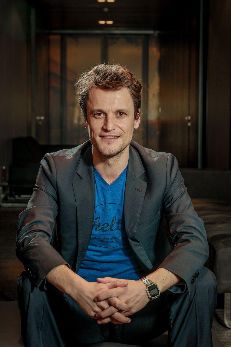 Tim Van Aelst. Beeld