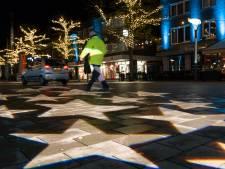 Waalwijkse Markt krijgt Kersttapijt