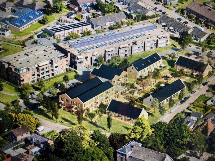 De beoogde nieuwbouw op de locatie Hoge Hof, naast de Hofstate-wooncomplexen, kan nu snel worden opgepakt