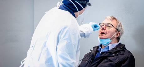 Twentse coronacijfers: 286 nieuwe besmettingen en 2 nieuwe sterfgevallen