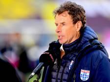 Bert Konterman: 'Je moet leren om ermee te dealen, alleen zes jeugdspelers in de spelersbus'